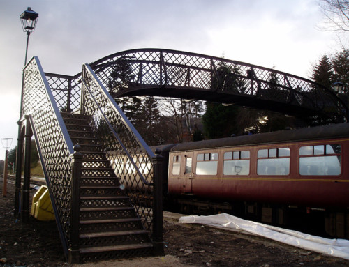 Refurbishment of Railway Footbridge