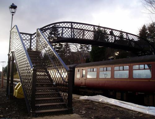 Refurbishment of Railway Footbridge